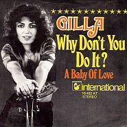 Gilla - Why Don't You Do It? Noten für Piano