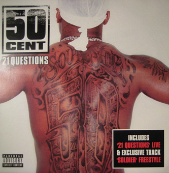50 Cent, Nate Dogg - 21 Questions Noten für Piano