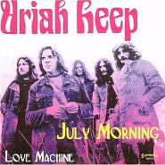 Uriah Heep - July Morning Noten für Piano