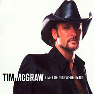 Tim McGraw - Live Like You Were Dying Noten für Piano