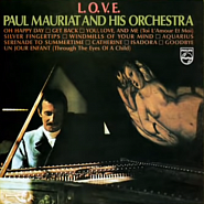 Paul Mauriat - The windmills of your mind Noten für Piano