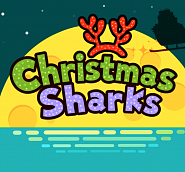 Pinkfong - Christmas Sharks Noten für Piano