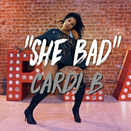 Cardi B usw. - She Bad Noten für Piano