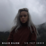 Billie Eilish - Six Feet Under Noten für Piano