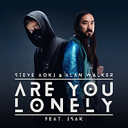 Alan Walker usw. - Are You Lonely Noten für Piano