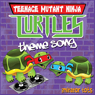 Imitator Tots - Teenage Mutant Ninja Turtles theme Noten für Piano