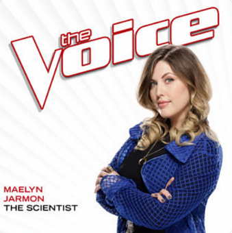 Maelyn Jarmon - The Scientist (The Voice Performance) Noten für Piano