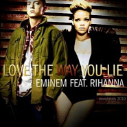 Eminem usw. - Love the way you lie Noten für Piano