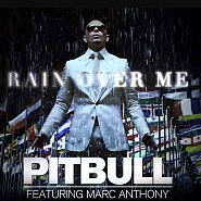 Pitbull usw. - Rain Over Me Noten für Piano
