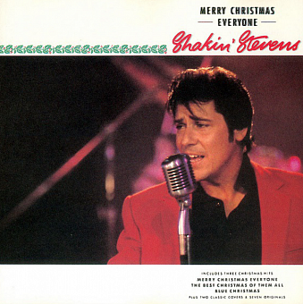 Shakin' Stevens - Merry Christmas Everyone Noten für Piano