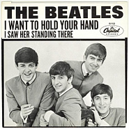 The Beatles - I Want to Hold Your Hand Noten für Piano