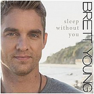 Brett Young - Sleep Without You Noten für Piano
