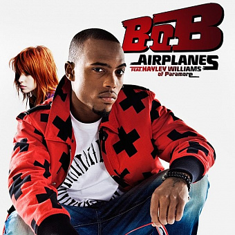 B.o.B, Hayley Williams - Airplanes Noten für Piano