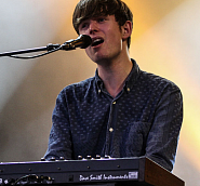 James Blake Noten für Piano