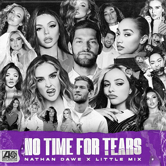 Nathan Dawe, Little Mix - No Time For Tears Noten für Piano