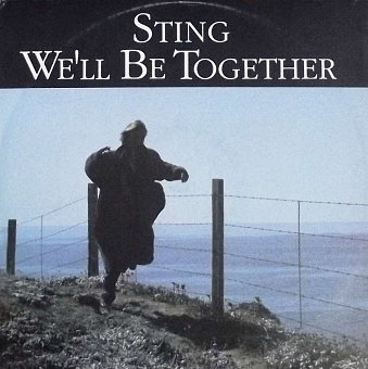 Sting - We'll Be Together Noten für Piano
