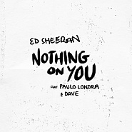 Ed Sheeran usw. - Nothing On You Noten für Piano