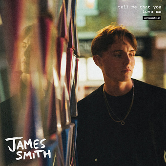 James Smith - Tell Me That You Love Me Noten für Piano