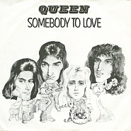 Queen - Somebody To Love Noten für Piano
