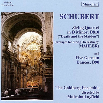 Franz Schubert - German Dance No. 1 in C Major, D. 90 Noten für Piano