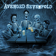 Avenged Sevenfold - Welcome to the Family Noten für Piano