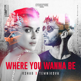 Elena Temnikova, R3hab - Where You Wanna Be Noten für Piano
