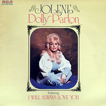 Dolly Parton - Jolene Noten für Piano