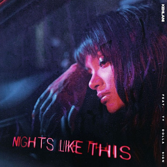 Kehlani, Ty Dolla Sign - Nights Like This Noten für Piano