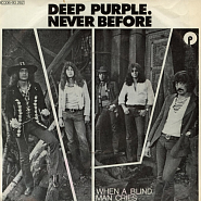 Deep Purple - When a Blind Man Cries Noten für Piano