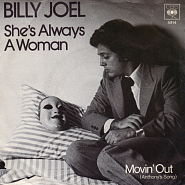 Billy Joel - She's Always a Woman Noten für Piano