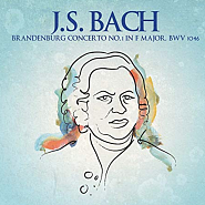 Ноты Johann Sebastian Bach - Brandenburg Concerto No. 1 in F major, BWV 1046 – Adagio
