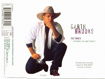 Garth Brooks - The Dance Noten für Piano
