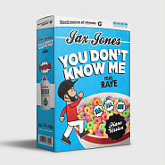 Jax Jones usw. - You Don't Know Me Noten für Piano