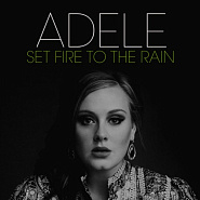 Adele - Set Fire To The Rain Noten für Piano