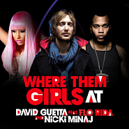 David Guetta usw. - Where Them Girls At Noten für Piano