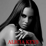 Alicia Keys - Try Sleeping With A Broken Heart Noten für Piano