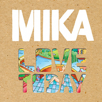 MIKA - Love Today Noten für Piano