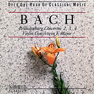 Ноты Johann Sebastian Bach - Brandenburg Concerto No. 4 in G major, BWV 1049 – Andante