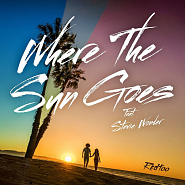 Stevie Wonder usw. - Where the Sun Goes Noten für Piano