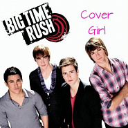 Big Time Rush - Cover Girl Noten für Piano