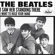 The Beatles - I Saw Her Standing There Noten für Piano