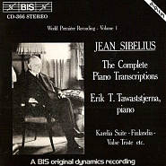 Jean Sibelius - Piano Sonata in F Major, Op. 12 Noten für Piano