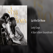 Lady Gaga - La Vie En Rose Noten für Piano