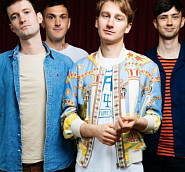 Glass Animals Noten für Piano