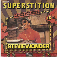 Stevie Wonder - Superstition Noten für Piano
