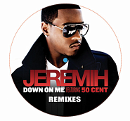 Jeremih usw. - Down on Me Noten für Piano