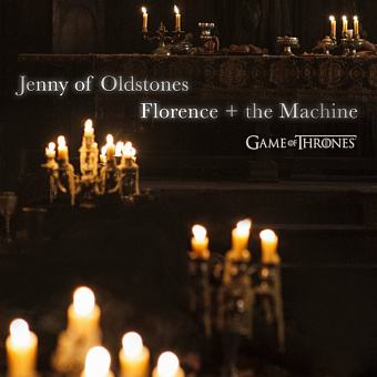 Florence + The Machine - Jenny of Oldstones (Game of Thrones) Noten für Piano