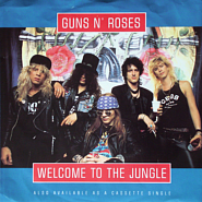 Guns N' Roses - Welcome To The Jungle Noten für Piano