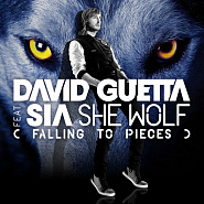 Sia usw. - She Wolf (Falling to Pieces) Noten für Piano