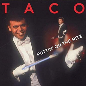 Taco - Puttin' On The Ritz Noten für Piano